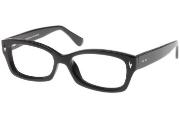 Black Forever Bk581 581 Bifocal Shiny Black Frames