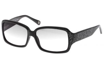 Black Forever BK617 Bifocals Shiny Black Glitter