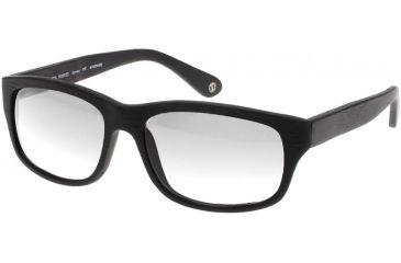 Black Forever 620 Bifocals - Mat Wood Black