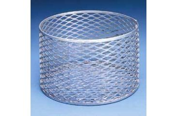 Black Machine Baskets, Aluminum A300/B Round