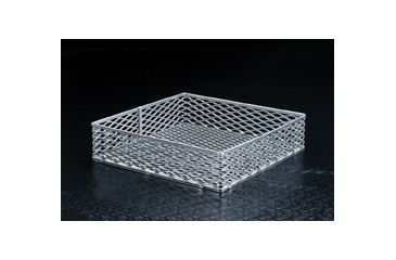 Black Machine Microbiological Baskets, Stainless Steel, Black Machine SS412 Square