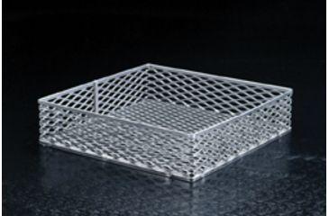 Black Machine Microbiological Baskets, Stainless Steel, Black Machine SS415 Rectangular