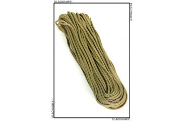 BlackHawk 550 Cord - 100 feet - Foliage Green 98M551FG