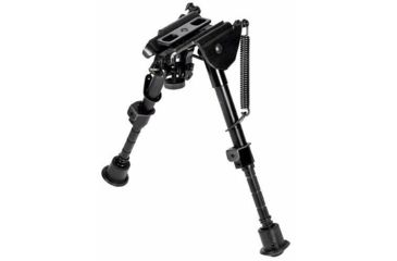 2-Blackhawk Sportster TraverseTrack Bipod Adjustable, Pivot & Traverse