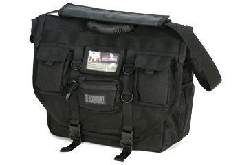 BlackHawk Advanced Tactical Briefcase w/Clear Map Flap, Black 61BC01BK