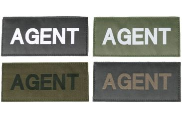Blackhawk! Agent Patches