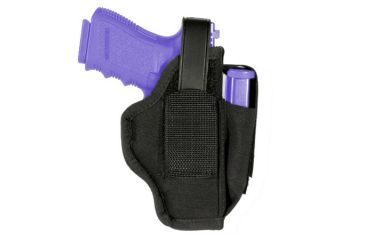 BlackHawk Ambi Holster w/ Mag Pouch Black 40AM03BK