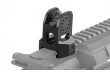BlackHawk AR Fixed Backup Iron Sight, Black 71BU00BK