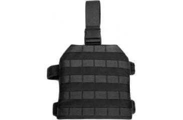 Blackhawk Ballistic 3a St Drop Leg Black 32ba02bk St3a5c