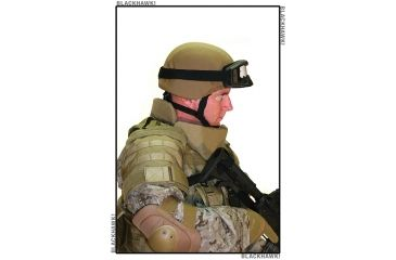 BlackHawk Ballistic Collar w/Level IIIA Soft Armor 32BA01