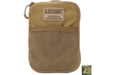 4-BlackHawk Tactical BDU Mini Pocket Pack / Travel Notebook Organizer Case