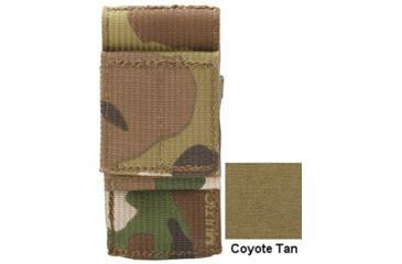 BlackHawk Belt Mounted Mace Pouch, Coyote Tan, 2 oz. 52DPM2CT