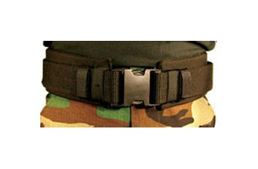 BlackHawk Belt Pad Medium (36 - 40) Black