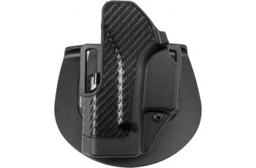 BlackHawk Carbon-Fiber Holster w/BeltLoop-Glock26/27/33-Left
