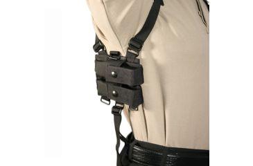 2-BlackHawk Concealed Shoulder Holster 40SH02BK