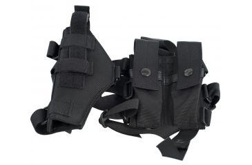 1-BlackHawk Concealed Shoulder Holster 40SH02BK