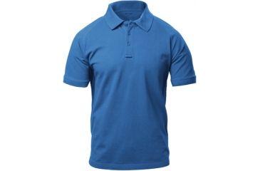 Blackhawk Cotton Polo Shirt, Men's 2012, Royal Blue - MD 88CP02RB-MD