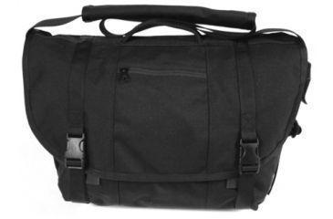 Blackhawk Covert Carry Messenger Bag, Color - Black, 60MB01BK
