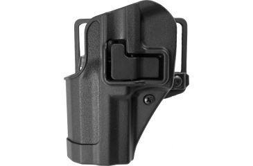 BlackHawk CQC SERPA Holster Left Hand Matte Black HK USP Full Size 410514BK L