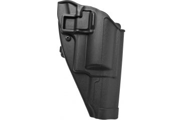Blackhawk Cqc Serpa Holster W Belt Loop Paddle Right Matte Black Taurus Judge 410544bk R