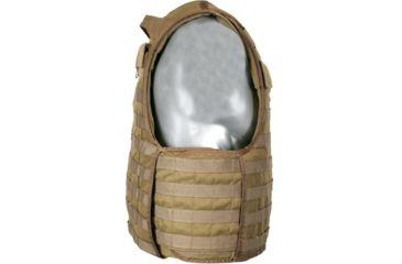 Blackhawk! S.T.R.I.K.E. Tactical Vest Cutaway Armor 3A-STV VIP Slick