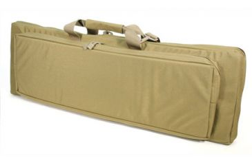 BlackHawk Homeland Discreet Weapons Carry Case 40in M-16 Coyote Tan