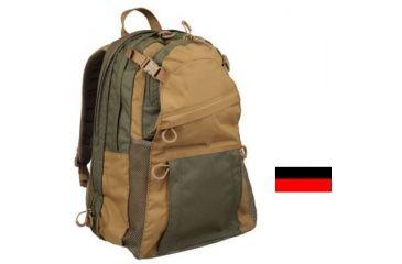 BlackHawk Diversion Carry Backpack, Black and Red 65DC64BKRD