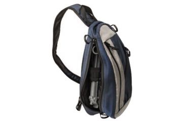 BlackHawk Diversion Carry Slingpack, Grey and Blue 65DC65GYBL
