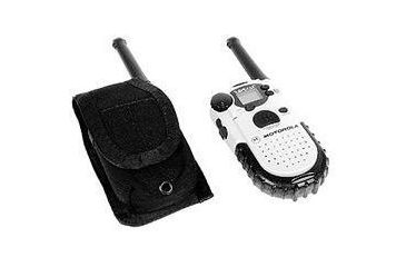 BlackHawk Duty Motorola Walkabout Radio Pouch Bk 52MW00BK