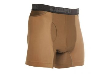 Coyote Tan Blackhawk Engineered Fit Boxer Briefs 84BB01CT