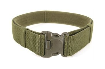 BlackHawk Enhanced Military Web Belt, OD Green - Waists up to 43in