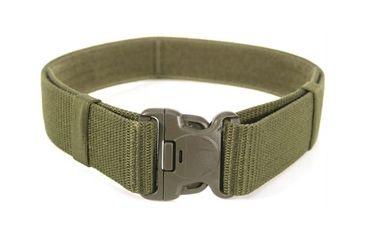 BlackHawk Enhanced Military Web Belt, OD Green - Waists up to 43in