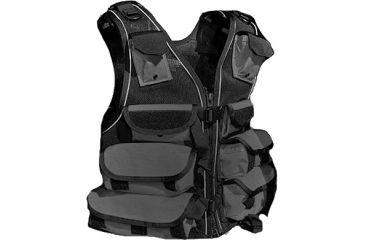 Blackhawk First Responders Vest Robust Drag Handle, Black 30RV08BK