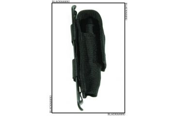 BlackHawk Night Ops Flashlight Pouch Black 38CL97BK