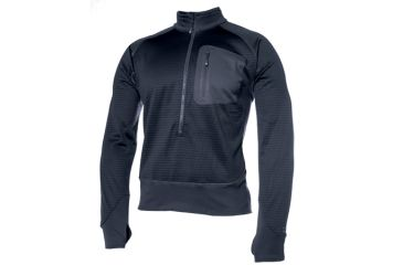 Blackhawk Zippered Fleece Pullover 82FP03NA Navy