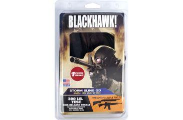 Blackhawk Storm Single Point 300 Pound Test Sling QD, Black - 70GS15BK