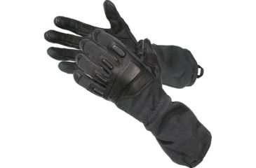 BlackHawk HellStorm Fury w/KEVLAR Gloves in Black