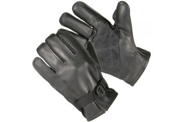 Blackhawk HellStorm STRIKEFORCE Heavy Duty Fastrope Glove, Size - L, Black