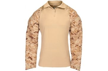 BlackHawk HPFU Long Sleeve Combat Shirt - no I.T.S. - DM3 Desert Digital, Medium