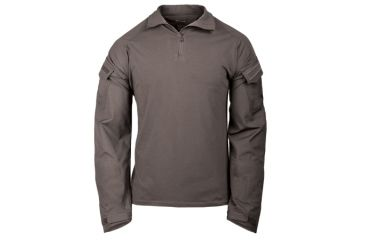 BlackHawk HPFU Slick Combat Shirt w/ Long Sleeves, Black