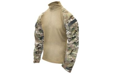BlackHawk HPFU Slick Combat Shirt w/ Long Sleeves, MultiCam