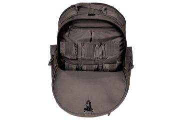 BlackHawk Black Backpack for Laptop - Open View
