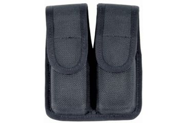 BlackHawk LE Duty Gear Double Mag Pouch - Staggered Column 44A002BK