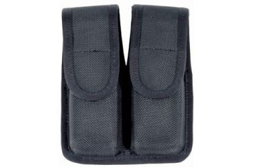 BlackHawk LE Duty Gear Double Mag Pouch - Staggered Column 44A001BK