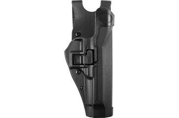 Blackhawk 44h006bkr Serpa devoir pistolet holster LV2 droit SIG 220//225 226//228 229