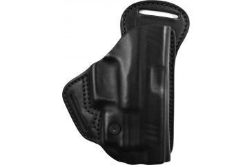 Blackhawk Leather Check-Six Holster, Right Hand, Black - Springfield XD/XDM