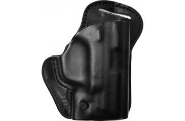 Blackhawk Leather Check-Six Holster, Black, Right 420719BKR