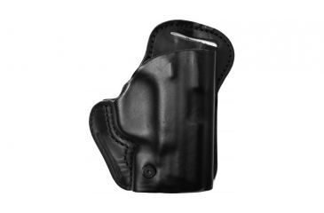 BlackHawk Leather Check-Six Holster, Right Hand, Black - Sig 228/229/225
