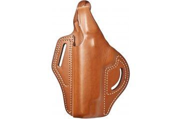Blackhawk Leather Cutaway Belt Holster Brown 1911 Government Left Hand 421304bn L