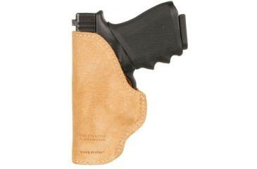BlackHawk Leather Tuckable Holster, Brown, 1911 Govt Model, Right Hand 421608BN-R
